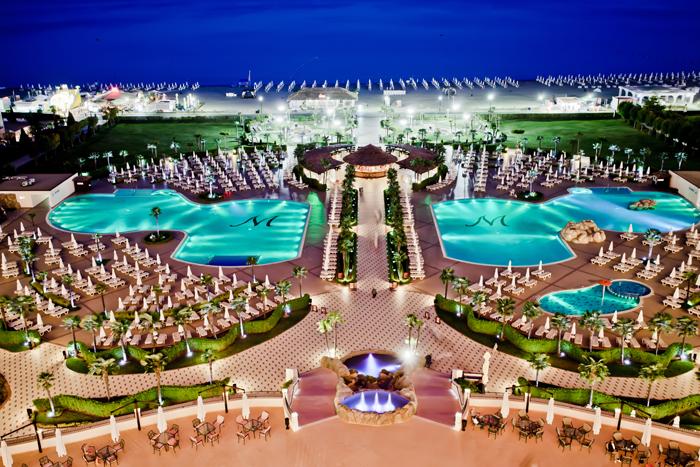 Majestic Beach Hotel Bulgarien
